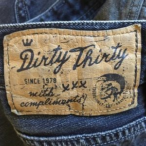 5356a0a3 Diesel Jeans - Diesel Dirty Thirty Heeven Jeans RARE